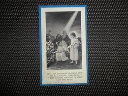 Doodsprentje ( G 764 )  De Wulf / Van Speybroeck  -  Landegem    -  1936 - Obituary Notices