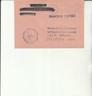 L 3 - Enveloppe  Gendarmerie Des Transports Aériens  De  MONTPELLIER - Cachets Militaires A Partir De 1900 (hors Guerres)