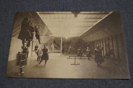 Bastogne,salle De Gymnastique,école Normale Des Soeurs N.D.1919,collection,RARE,ancienne Carte Postale - Bastenaken