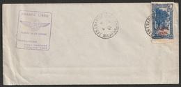 MADAGASCAR Lettre NON Circulée FRANCE LIBRE VOL MADAGASCAR / AEF - Madagascar (1889-1960)