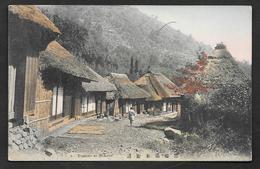 JAPAN YUMOTO AT HAKONE UNUSED - Giappone