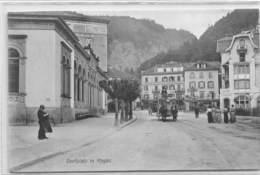 Dorfplatz In Ragaz - Animée - SG St. Gallen