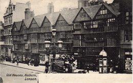 ROYAUME-UNI - ANGLETERRE - LONDON - Old Houses, Autres - Autres