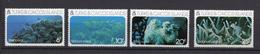 1975 - TURKS E CAICOS - Mi. Nr. 349/352 - NH - (UP.207.37) - Turks E Caicos