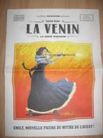 Dossier De Presse ASTIER Laurent La Venin Rue De Sèvres 2019 - Livres, BD, Revues