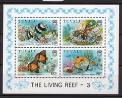 1989 - TUVALU - Yv. Nr. 519/522 - NH - (UP.207.39) - Tuvalu