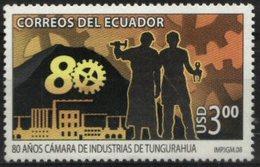 ECUADOR, 2008, INDUSTRY, YV#2091, MNH - Ecuador