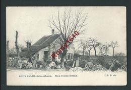 Schaerbeek (Bruxelles) Vieille Ferme. L.L.B. 136. Précurseur. 2 Scans. - Schaarbeek - Schaerbeek