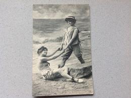 La Mer La Côte Nos Baigneuses - Cartes Postales