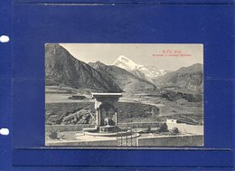 ##(ROYBOX1)- Postcards - Russia -  ??place To Identify??  - Used 1909  Kislovodsk - Russia