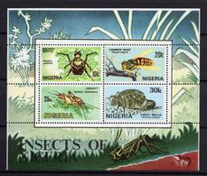 1986 - NIGERIA - Yv. Nr. 480/483 - NH - (UP.207.39) - Turks E Caicos