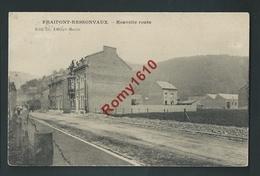Fraipont - Nessonvaux. (Trooz)  Nouvelle Route. - Trooz
