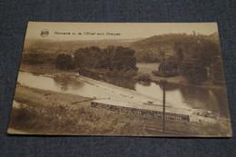 Streupas Angleur,Aux Rochers,hotel Dancing ,A.Boniver,collection,RARE,ancienne Carte Postale - Liege