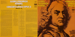 Superlimited Edition CD Max Pommer&Neues Bachisches Collegium Musicum Zu Leipzig. HANDEL. CONCERTIGROSSI, Opus 3. - Klassik
