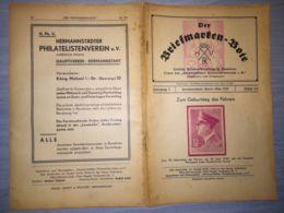 THE STAMP MESSENGER- DER BRIEFMARKEN BOTE MAGAZINE, GERMAN, HERMANNSTADT-SIBIU, NR 4/5, APRIL-MAY 1942, ROMANIA - Riviste