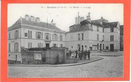 92 MEUDON - La Mairie - Animée - Meudon