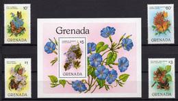 1982 - GRENADA - Mi. Nr. 1144/1148 - NH - (UP.207.40) - Grenada (1974-...)