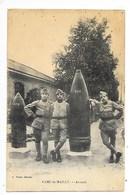 Camp De MAILLY - Arsenal     -  L 1 - Ausrüstung