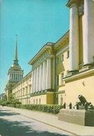 Leningrado (Russia, URSS, CCCP) San Pietroburgo, Palazzo Dell'Ammiragliato - Russia