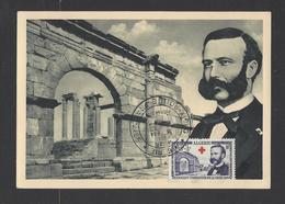 ALGERIE.  N° 316/317  Oblitération 1er Jour.  31-10-1954 - Algérie (1924-1962)