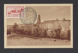 ALGERIE.  N° 300/301  Oblitération 1er Jour.  15-11-1952 - Algérie (1924-1962)