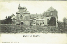 Gaasbeek. Château De Gaebeek. Kasteel Van Gaasbeek. - Sint-Pieters-Leeuw