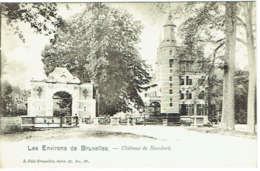 Humbeek. Château De Humbeek. Kasteel Van Humbeek. Les Environs De Bruxelles. - Grimbergen