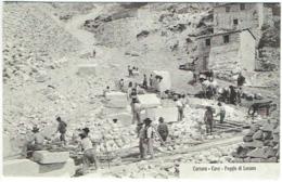Carrara. Cave. Poggio Di Lorano - Carrara