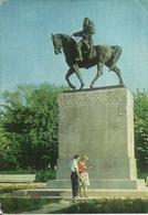 Almaty (Alma Ata) (Kazakistan, Ex URSS) Monument, Monumento - Kazakistan