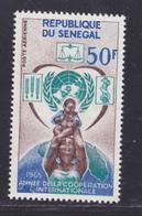 SENEGAL AERIENS N°   48 ** MNH Neuf Sans Charnière, TB (D8449) Anniversaire Des Nations Unies - 1965 - Senegal (1960-...)