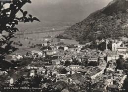 AOSTA - VERRES - PANORAMA........F6 - Aosta