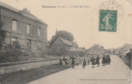 76 - REALCAMP - L' Ecole Des Filles - Altri Comuni