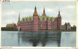 Hillerod (Danimarca, Danmark) Frederiksborg Slot, Castle, Chateau, Castello, Schloss - Danimarca