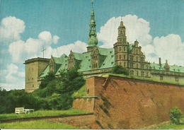 Helsingor (Danimarca, Danmark) Kronborg Slot, Castle, Chateau, Castello, Schloss - Danimarca