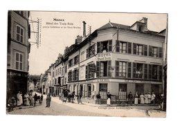 CPA 77 - Meaux - Hôtel Des Trois Rois , Belle Animation, Personnel Hôtel - Meaux