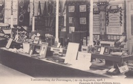 Antwerpen Borgerhout Tentoonstelling Der Patronagen 1906 - Antwerpen