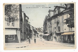BELLEY  (cpa 01)  Rue De Louvatière    -  L 1 - Belley