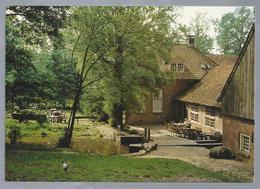 NL.- MANDER. Theeschenkerij Restaurant. Watermolen Bels. Bergweg 9 Mander Bij Vasse. - Holanda