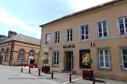 Saint-Vaast-la-Hougue (50)- Mairie (Edition à Tirage Limité) - Saint Vaast La Hougue