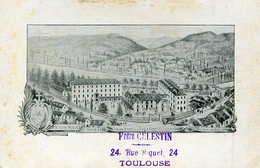 LES  Valle De ARAN   Pensionnat St Joseph 344 - Espagne