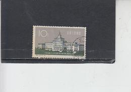 CINA   1961 - Yvert  1363 - Museo Rivoluzione - 1949 - ... Repubblica Popolare