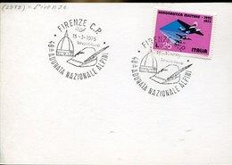 41892 Italia, Special Postmark Firenze 1975 48ì Adunata Alpini - Italie