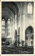 Berchem (Anvers, Belgio) Binnenzicht Van St. Hubertuskerk, Interieur De L'Eglise De St. Hubertus - Antwerpen