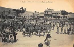 Haiti - Revue De La Garnison De Port-au-Prince - Ed. Vilmenay 3. - Haiti