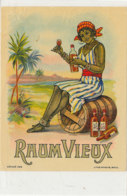 979  / ETIQUETTE  DE RHUM- VIEUX - Rhum