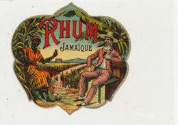 996  / ETIQUETTE  DE RHUM   JAMAIQUE - Rhum
