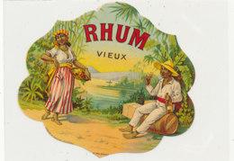997  / ETIQUETTE  DE RHUM    VIEUX - Rhum