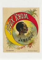 999  / ETIQUETTE  DE RHUM    VIEUX  JAMAIQUE - Rhum