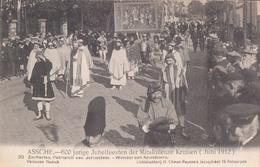 Asse Assche 600 Jarige Jubelfeesten Der Mirakuleuze Kruisen 1912 Nr 20 Zacharias, Patriarch Van Jerusalem - Asse