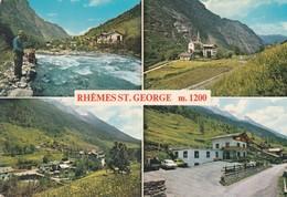 AOSTA - RHEMES ST. GEORGE........F6 - Aosta